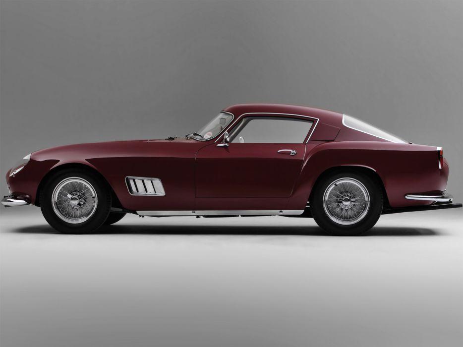 1956 Ferrari 250 GT Tour-de-France retro g-t supercar supercars   sc wallpaper