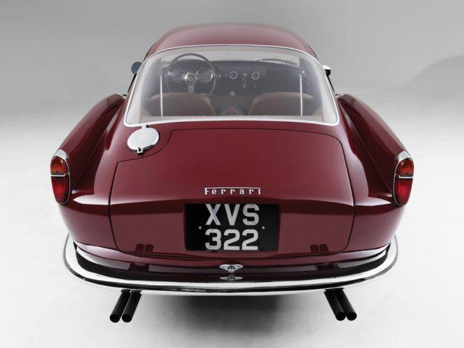 1956 Ferrari 250 GT Tour-de-France retro g-t supercar supercars interior d wallpaper
