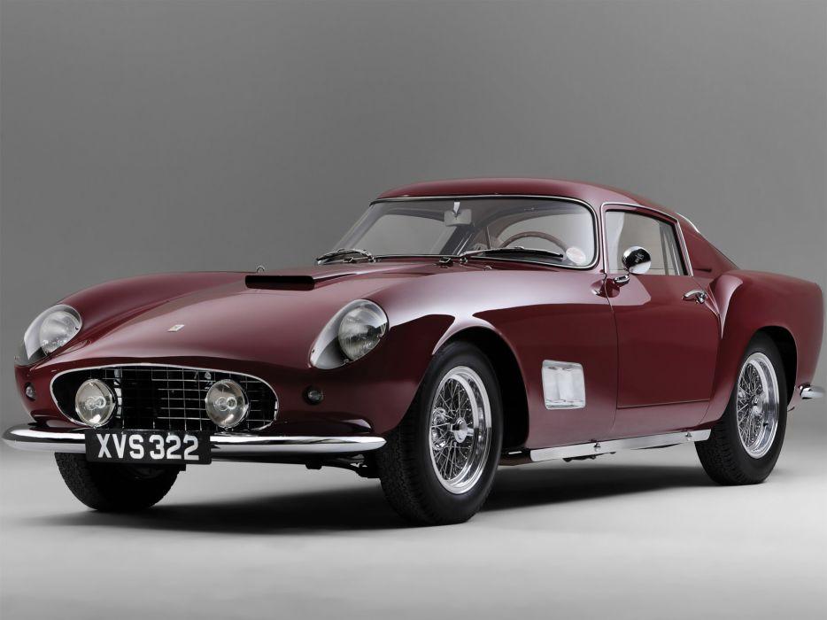 1956 Ferrari 250 GT Tour-de-France retro g-t supercar supercars wallpaper