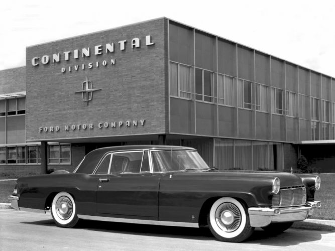 1956 Lincoln Continental Mark-II mark retro luxury d wallpaper