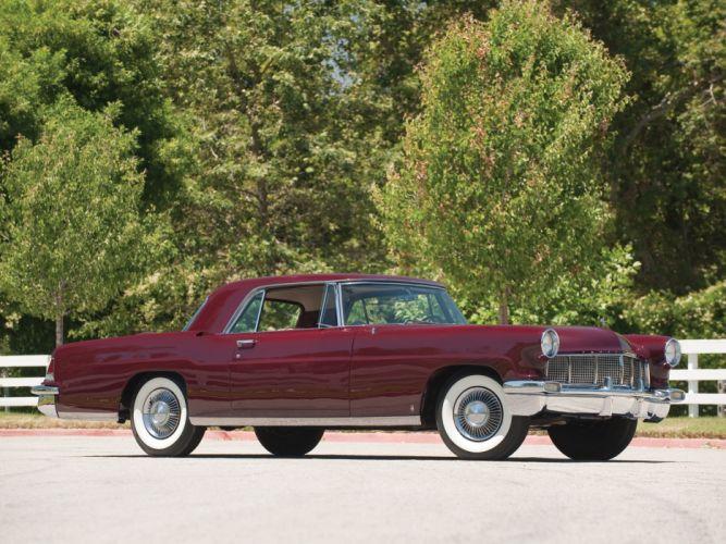 1956 Lincoln Continental Mark-II mark retro luxury q wallpaper