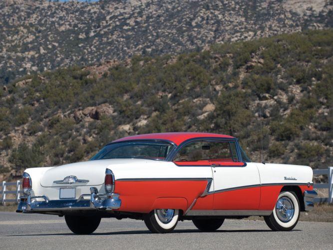 1956 Mercury Montclair retro luxury f wallpaper