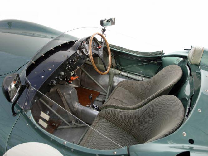 1957 Aston Martin DBR1 retro race racing supercar supercars interior wallpaper