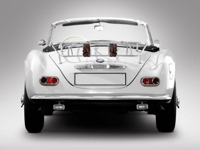 1957 BMW 507 retro supercar supercars g wallpaper