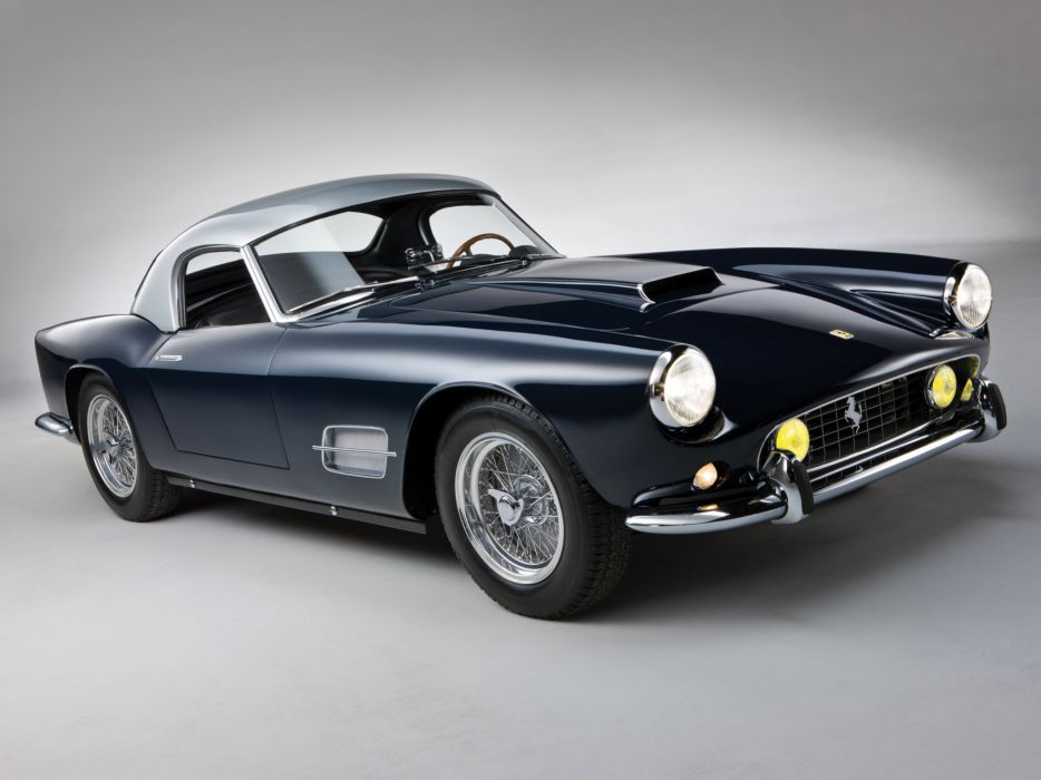 1957 Ferrari 250 GT LWB California Spyder g-t retro supercar supercars       g wallpaper