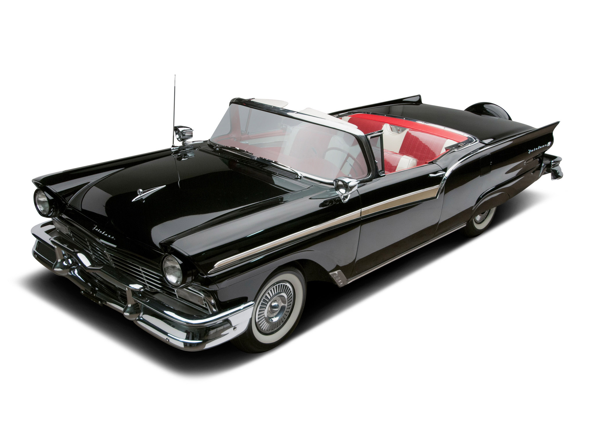1957 Ford Skyliner Retractable Images Of Home Design Fairlane Top Wiring Diagram 500 Hardtop Convertible Retro D Wallpaper