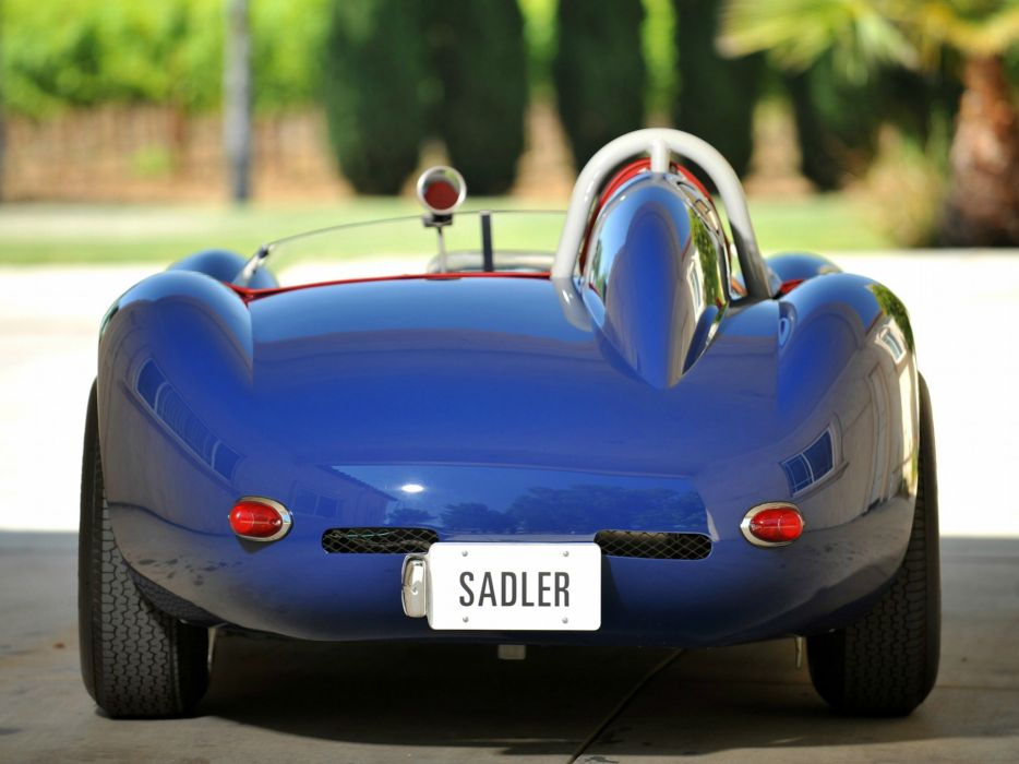 1957 Sadler-Meyer Special race racing retro  d wallpaper