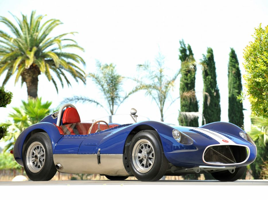 1957 Sadler-Meyer Special race racing retro d wallpaper