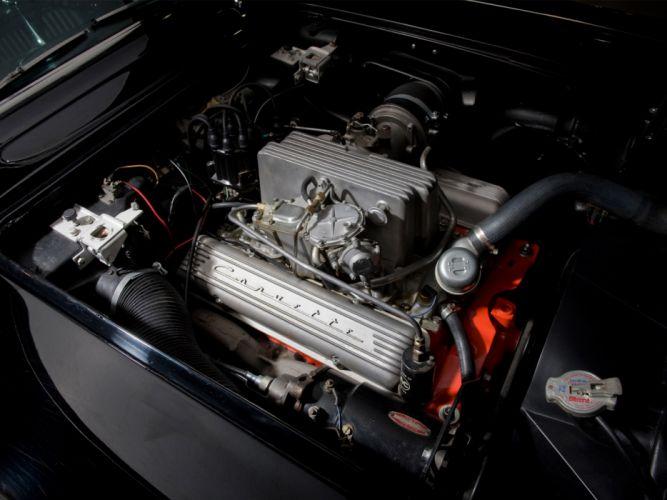 1958 Chevrolet Corvette C1 retro c-1 supercar supercars muscle engine engines wallpaper