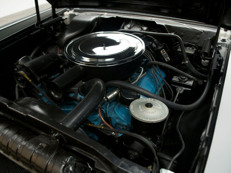 1958 Pontiac Bonneville Custom Sport Coupe retro engine engines        s wallpaper