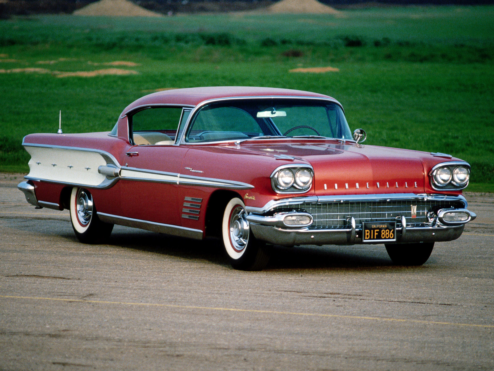 1959 Pontiac Catalina For Salepontiac Bonneville Convertible 1960 Station Wagon 1958 Custom Sport Coupe Retro Wallpaper