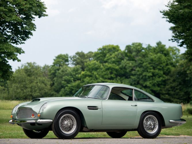 1959 Aston Martin DB4 GT retro g-t d wallpaper