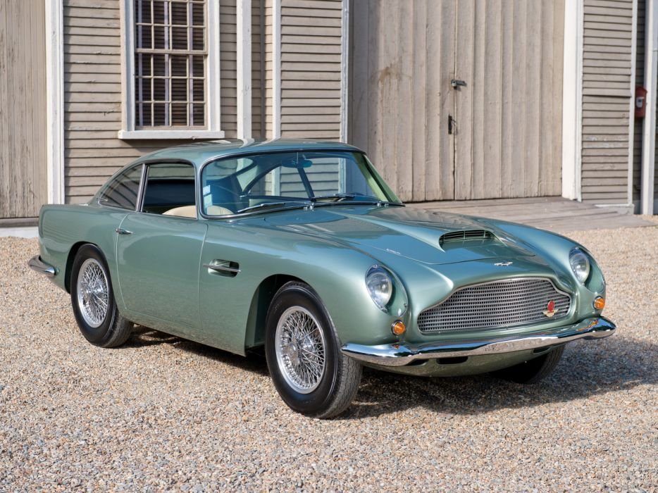 1959 Aston Martin DB4 GT retro g-t wallpaper