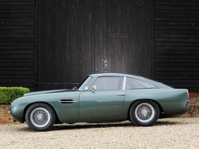 1959 Aston Martin DD4 Works Prototype retro supercar supercars f wallpaper