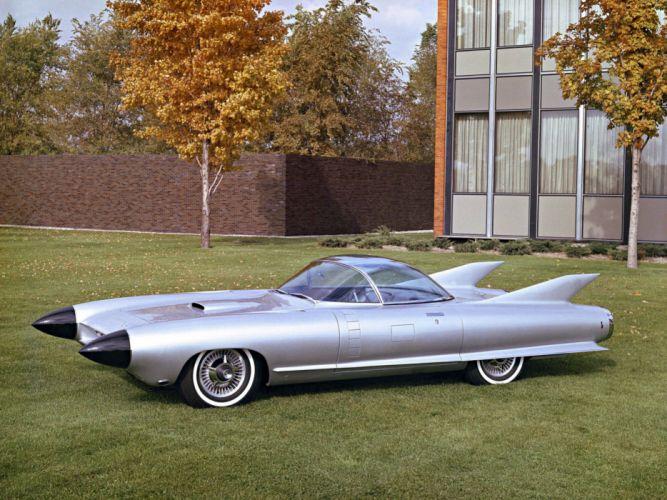 1959 Cadillac Cyclone Concept retro supercar supercars f wallpaper