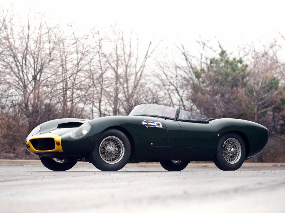 1959 Jaguar Costin retro supercar supercars race racing wallpaper