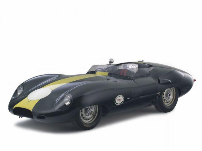 1959 Lister Jaguar Costin Roadster retro race racing supercar supercars f wallpaper