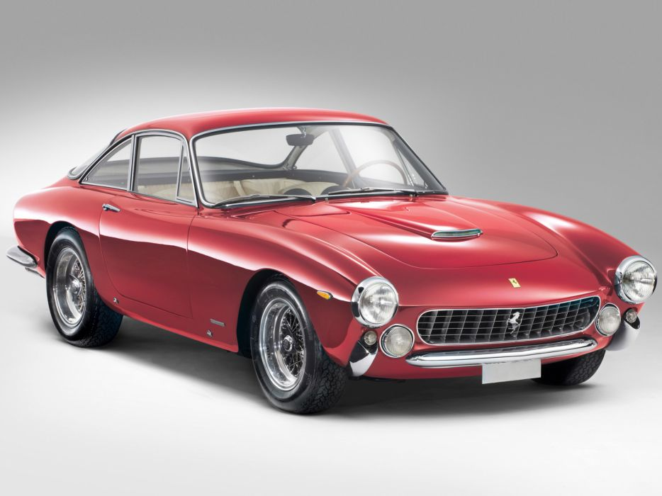 1962 Ferrari 250 GT Lusso Berlinetta Pininfarina g-t classic supercar supercars    gg wallpaper