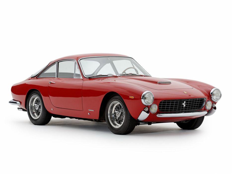 1962 Ferrari 250 GT Lusso Berlinetta Pininfarina g-t classic supercar supercars    f wallpaper