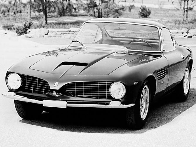 1962 Ferrari 250 GT SWB Bertone g-t classic supercar supercars wallpaper