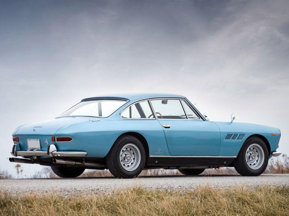 1963 Ferrari 330 GT Series-I g-t supercar supercars classic   g wallpaper