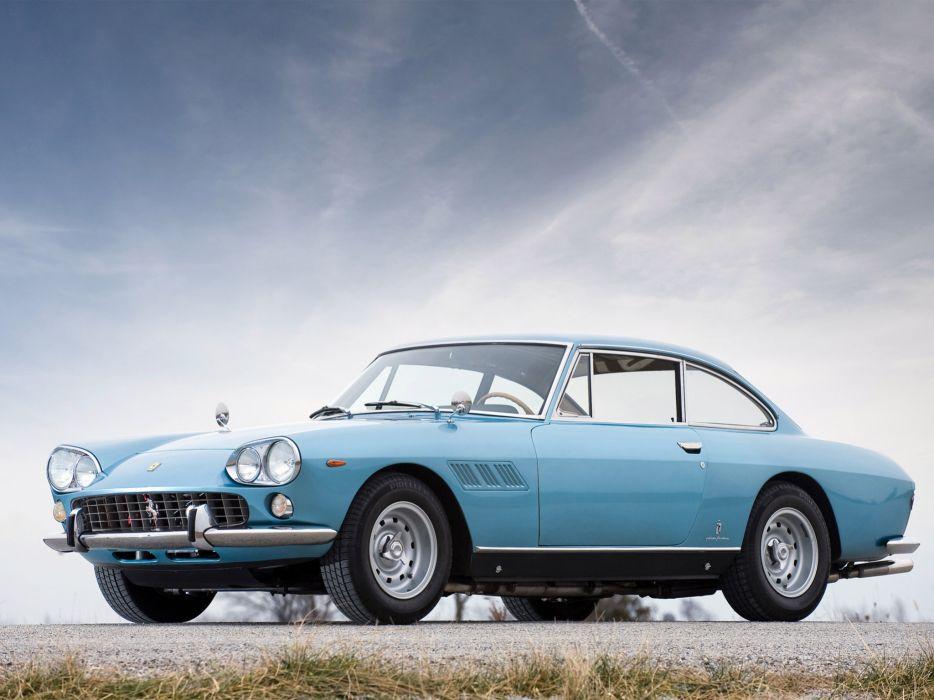 1963 Ferrari 330 GT Series-I g-t supercar supercars classic wallpaper