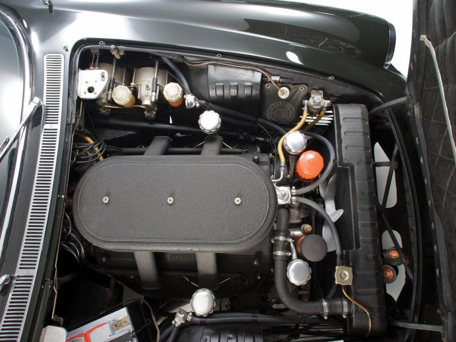 1964 Ferrari 500 Superfast classic supercar supercars engine engines wallpaper
