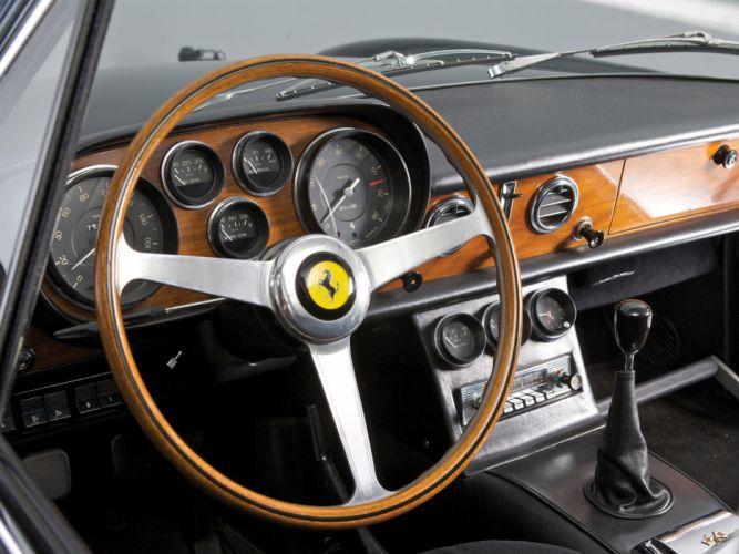 1964 Ferrari 500 Superfast classic supercar supercars interior wallpaper