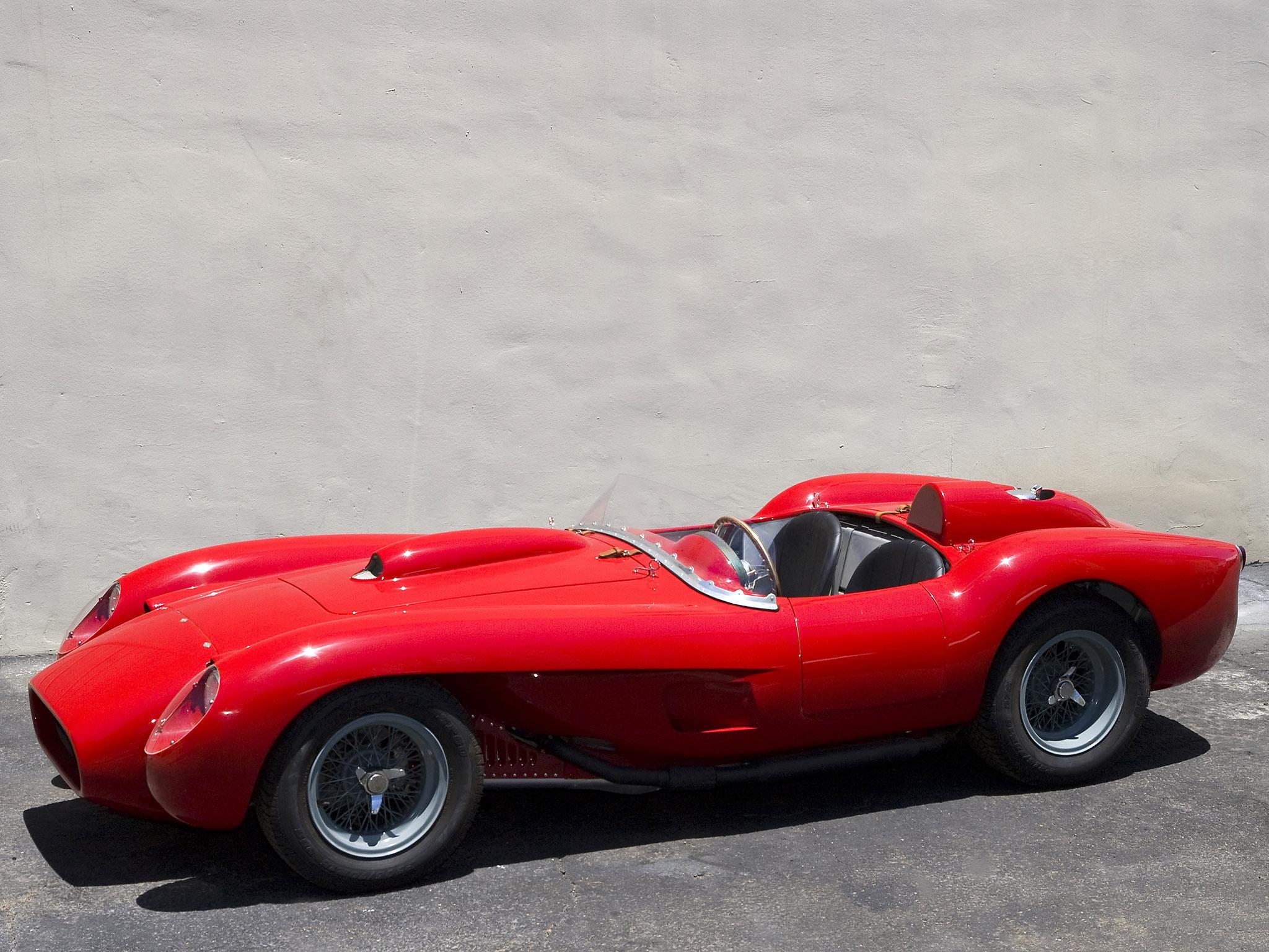 1965 Ferrari 250 Testa Rossa Classic Supercar Supercars