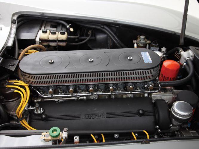 1965 Ferrari 275 GTB Alloy 6-Carb Berlinetta classic supercar supercars engine engines wallpaper