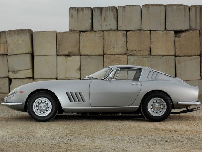 1965 Ferrari 275 GTB-6C Scaglietti Longnose classic supercar supercars fg wallpaper