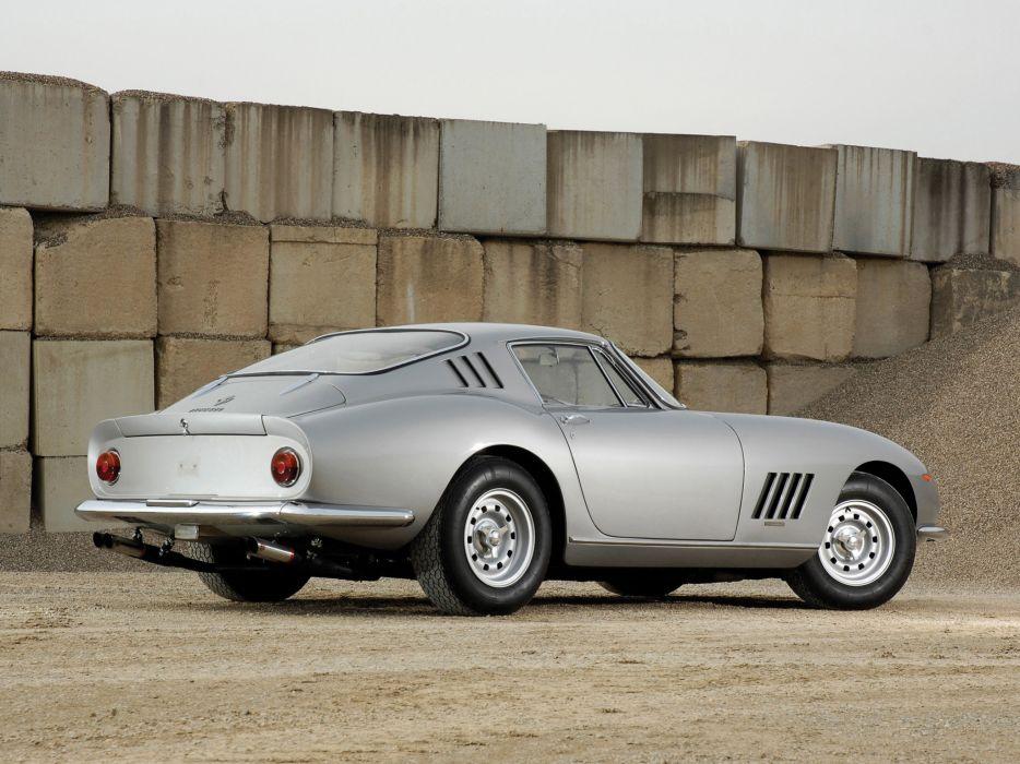 1965 Ferrari 275 GTB-6C Scaglietti Longnose classic supercar supercars  n wallpaper