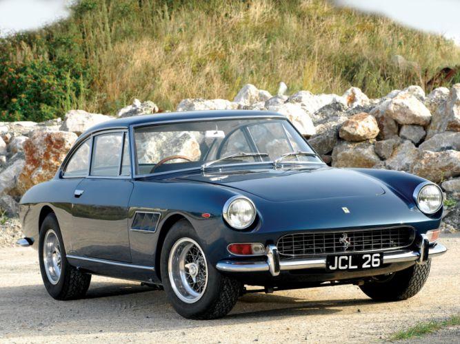 1965 Ferrari 330 GT Series-II g-t classic supercar supercars wallpaper