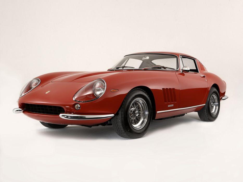 1966 Ferrari 275 GTB-4 classic supercar supercars      g wallpaper