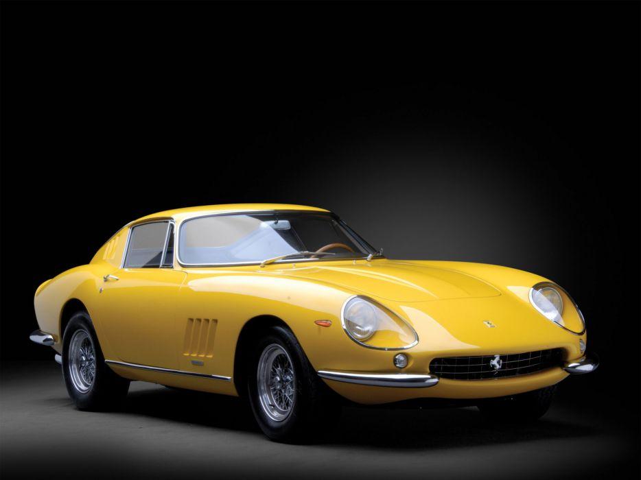 1966 Ferrari 275 GTB-4 classic supercar supercars n wallpaper