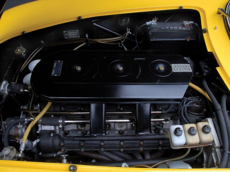 1966 Ferrari 275 GTB-4 classic supercar supercars engine engines     y wallpaper