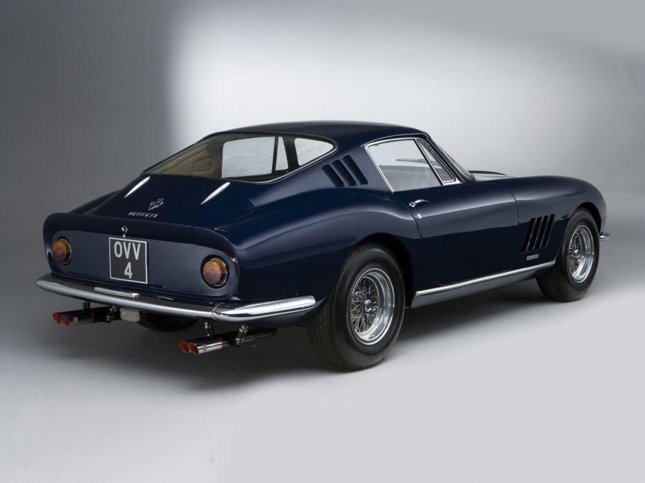 1966 Ferrari 275 GTB-4 classic supercar supercars k wallpaper
