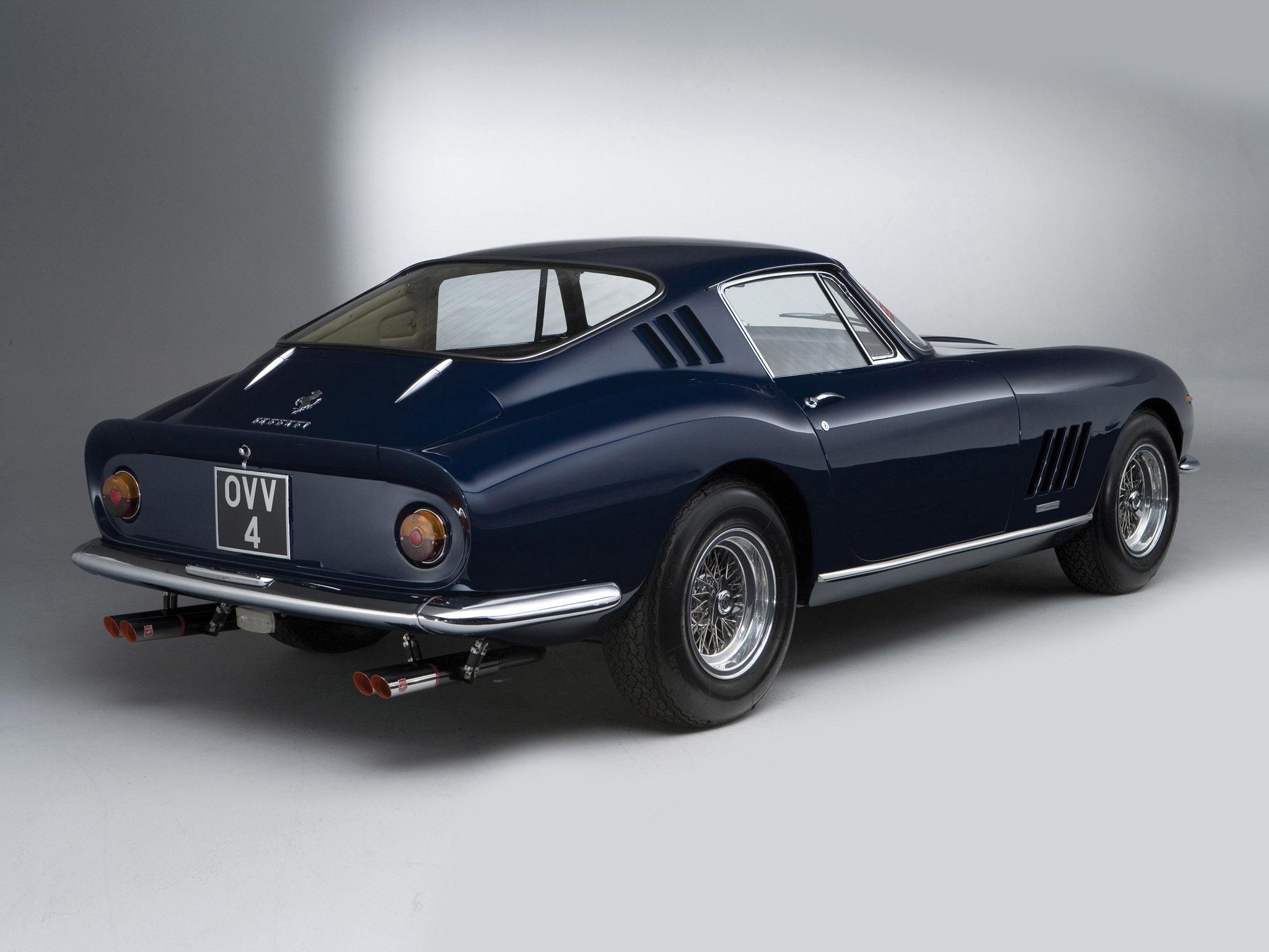 1966 Ferrari 275 Gtb 4 Classic Supercar Supercars K