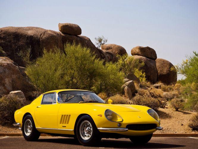 1966 Ferrari 275 GTB-4 classic supercar supercars kb wallpaper