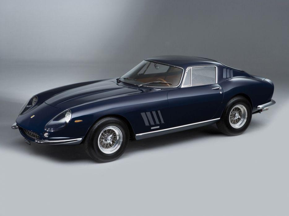 1966 Ferrari 275 GTB-4 classic supercar supercars u wallpaper