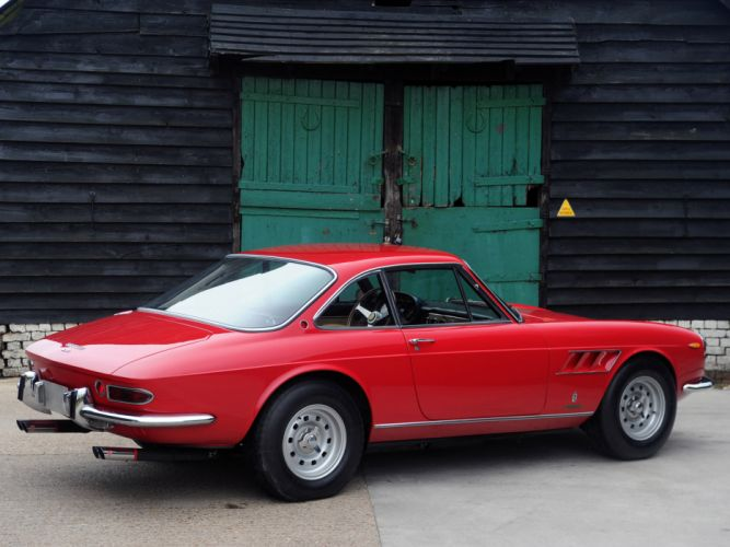 1966 Ferrari 330 GTC classic supercar supercars d wallpaper