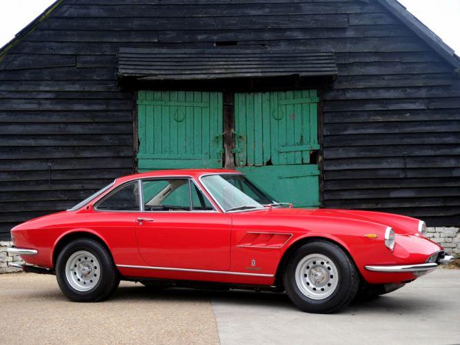 1966 Ferrari 330 GTC classic supercar supercars df wallpaper