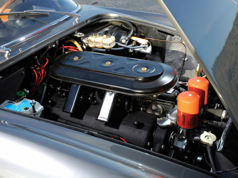 1966 Ferrari 330 GTC classic supercar supercars engine engines  s wallpaper
