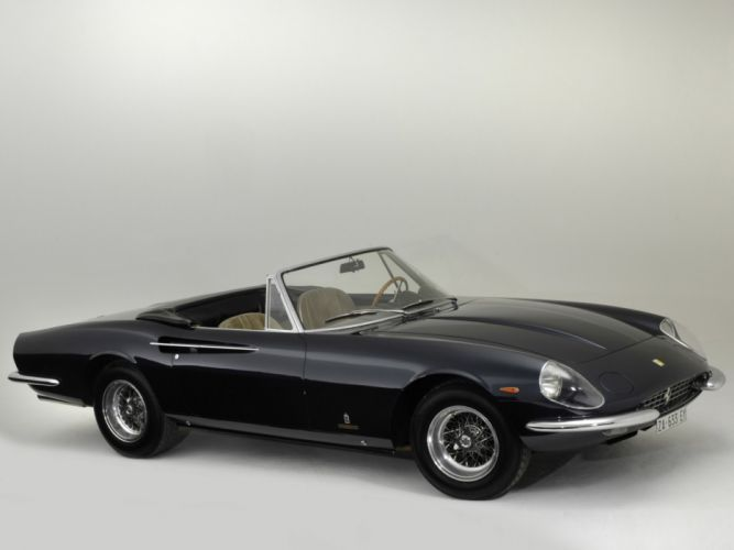 1966 Ferrari 365 California Spyder classic supercar supercars g wallpaper