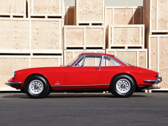 1968 Ferrari 365 GTC classic supercar supercars g wallpaper