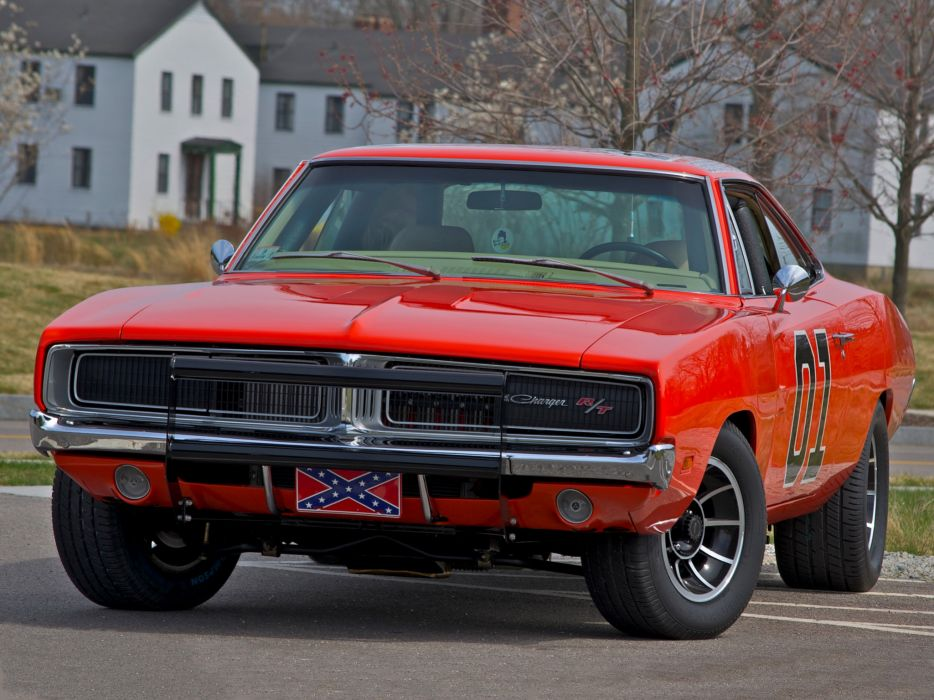 1969 Dodge Charger General Lee muscle hot rod rods stunt mopar ...