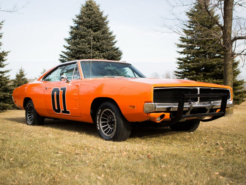 1969 Dodge Charger General Lee muscle hot rod rods stunt mopar classic wallpaper