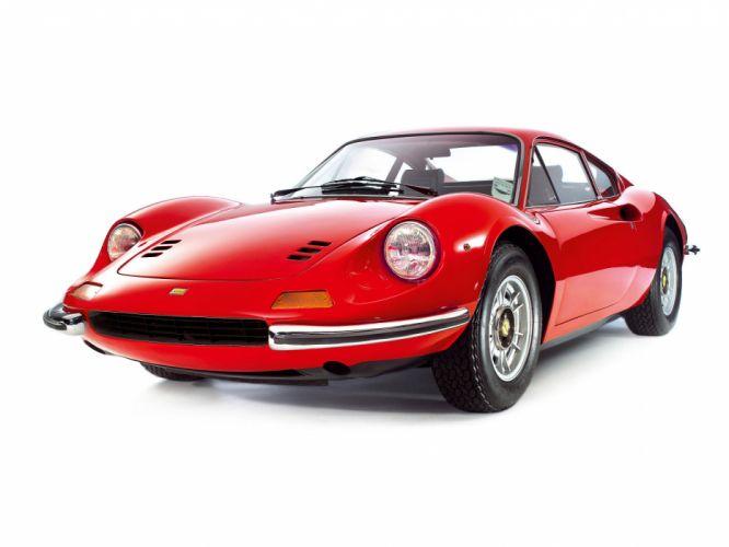 1969 Ferrari Dino 246 GT classic g-t supercar supercars w wallpaper