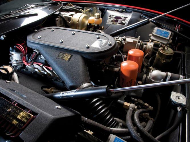 1970 Ferrari 365 GTS4 Daytona Spider classic supercar supercars engine engines wallpaper