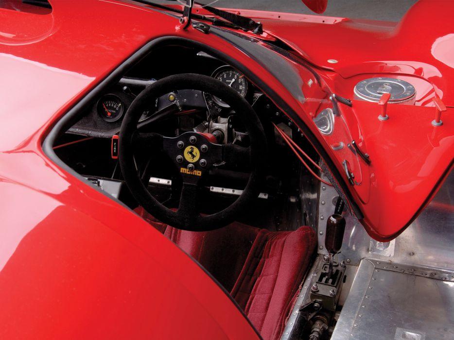 1970 Ferrari 512 M classic race racing supercar supercars 512-m interior wallpaper